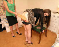 Click HERE for a FREE Spanking Preview Video!