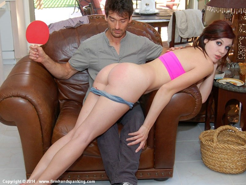 Clips Firm Hand Spanking#3