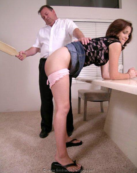 Shannon spanks