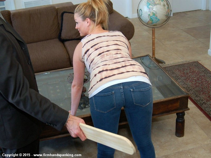 Apologise girls being spanked in pants think